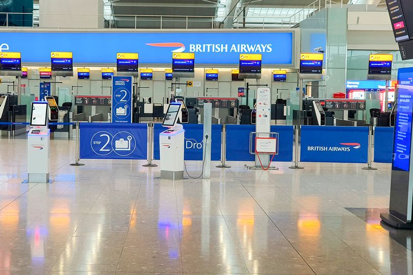 Hundreds of British Airway flights cancelled for second day