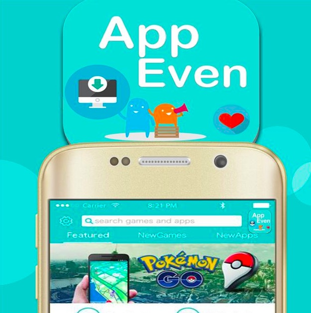AppEven Apps & Games